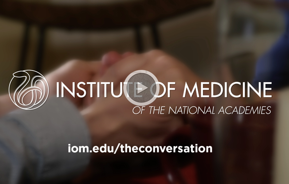 Institute of Medicine - The Conversation