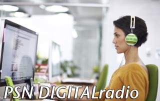 PSN Digital radio